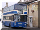 Delaine 72 ACT540L picks up Market Deeping Good Friday 2013 Credit John Marsh