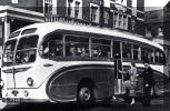Ribble tour coach when new in 1953