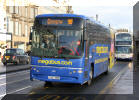 Megabus on the 900 in Edinburgh by Keith Mcgillivray